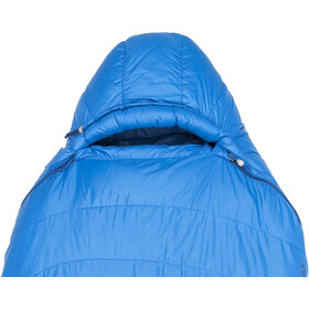 Marmot Helium Sacos de dormir Normal, cobalt blue/blue night